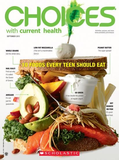 Article teen health and nutrition