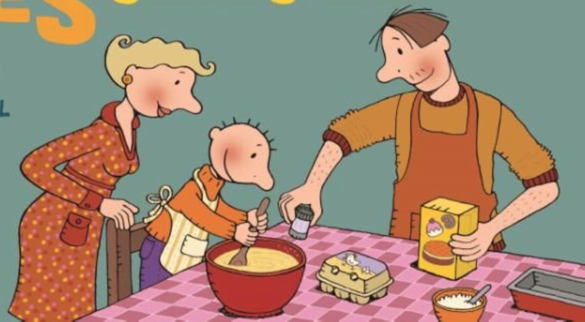 Jules kookt | Thema, Kinderliedjes