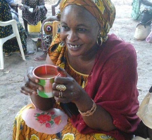 Le bounkay, une boisson sucrée de Casamance