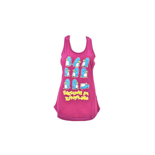 Flip Flops and Fangs Shuffling vest top – FFAFs vests – womens emo... (32 AUD) ❤ liked on Polyvore featuring tops, shirts, pink vest, shirt vest, pink shirt, vest shirt and pink top