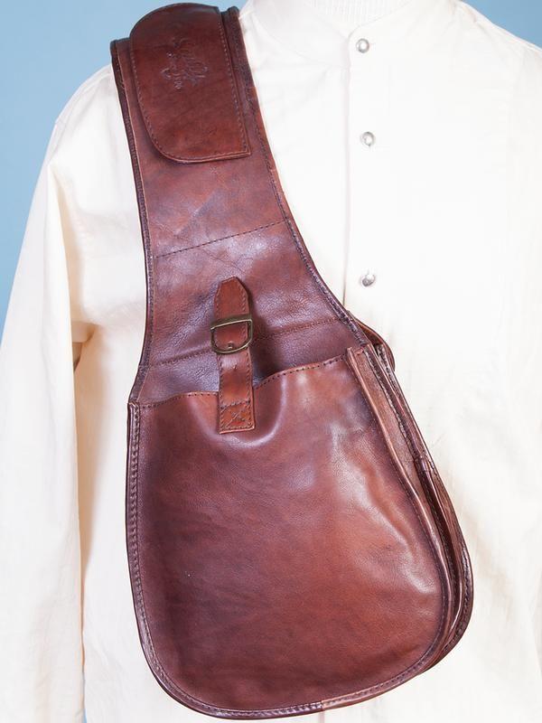 Mens Saddle Bag