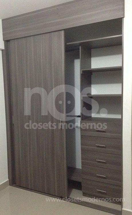 . Resultado de imagen para closet modernos   patio   Closet de madera