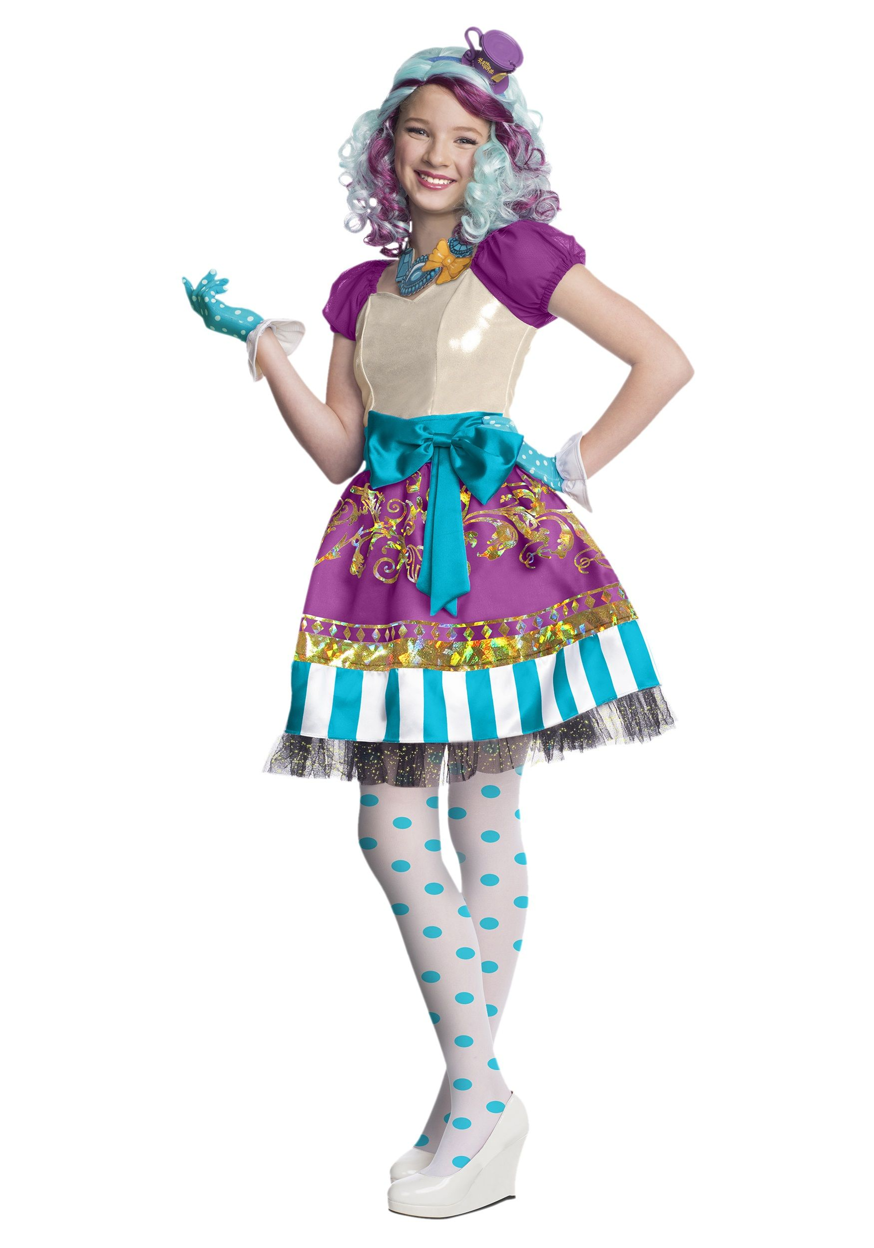 scary halloween costumes for girls age 11 ever after high madeline hatter costumes