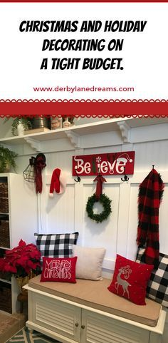 Inexpensive Ways To Decorate Your Home For The Holidays Diy Projects And Great S At Places Like Target Kirklandichaels