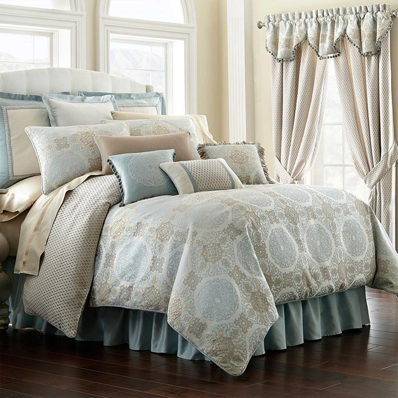 King Tranquil Fern Quilt Set Collection Accessories King Quilt Sets Quilt Sets Bedding Sets