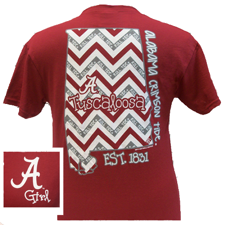 Alabama State, Alabama Girl - $16.95