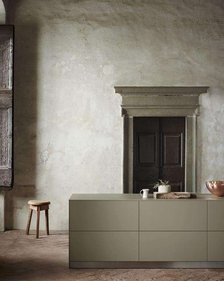 Olive Grey Kitchen: Kitchen Design In Olive/grey Green