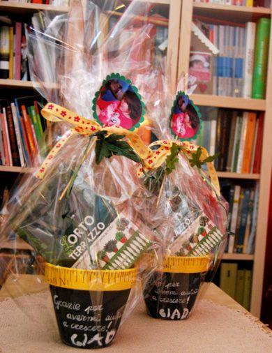 Giochi e lavoretti per bambini un regalo per le maestre for Giochi per bambini di un anno