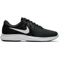 Photo of Nike Damen Laufschuhe Revolution 4 Running, Größe 38 ½ In Black/white-Anthracite, Größe 38 ½ In Blac
