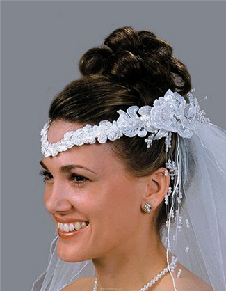 Bridal Headdress Bridal Veils And Headpieces Wedding Bridal Veils Bridal Headdress