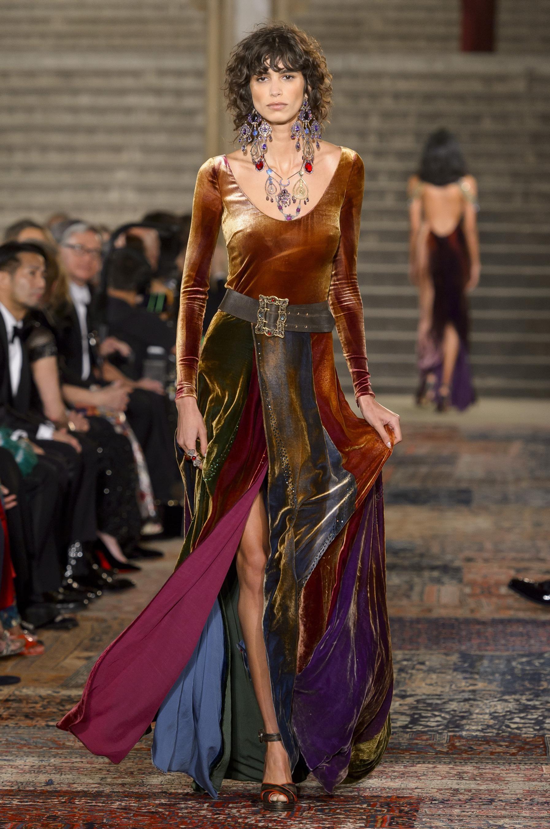 Défilé Ralph Lauren automne-hiver 2018-2019 Prêt-à-porter - Madame Figaro 673d5d5fcd5
