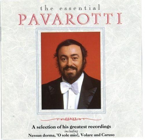 Luciano Pavarotti The Essential Pavarotti album free mega download
