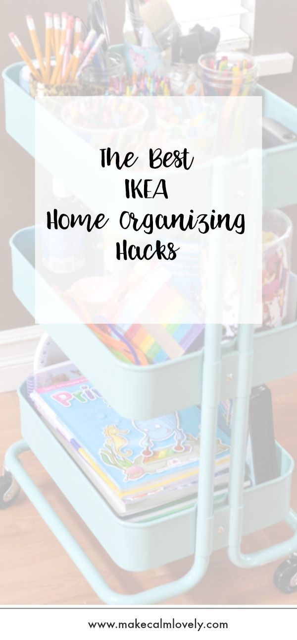 IKEA organizing hacks for your home is part of Organization Bedroom Hacks - Ikea continues to surprise and delight us with its selection of products that are so versatile  Ikea is affordable design at its best and is loved by young and old alike  You really can't go wrong using Ikea in your home and its versatility means that you can 'hack' it and personalize it, and use …