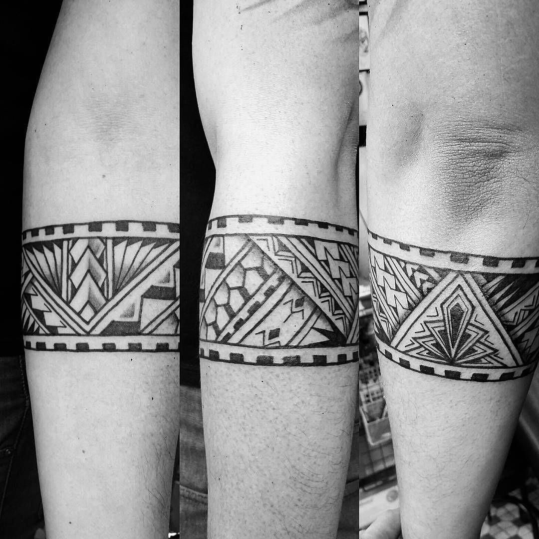 Samoan tattoos Arm band tattoo, Samoan tribal tattoos