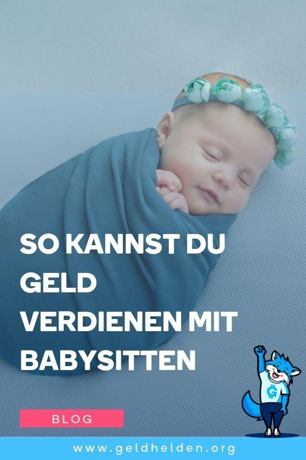 Babysitten Geld