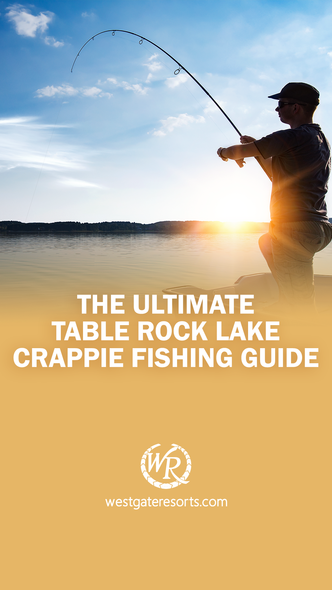 The Ultimate Table Rock Lake Crappie Fishing Guide For