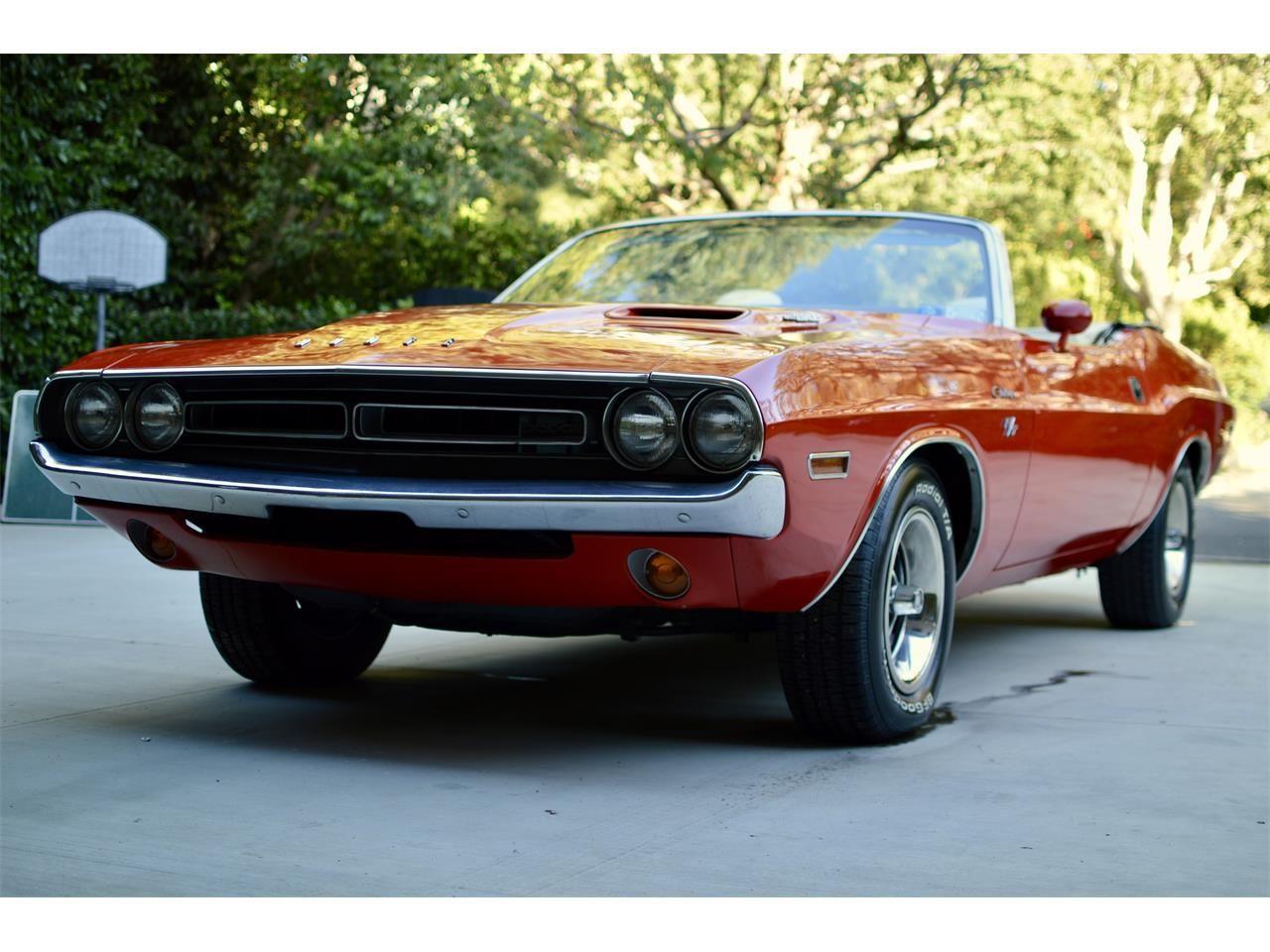 1971 Dodge Challenger Convertible 440/6 pack | mopar | Pinterest ...
