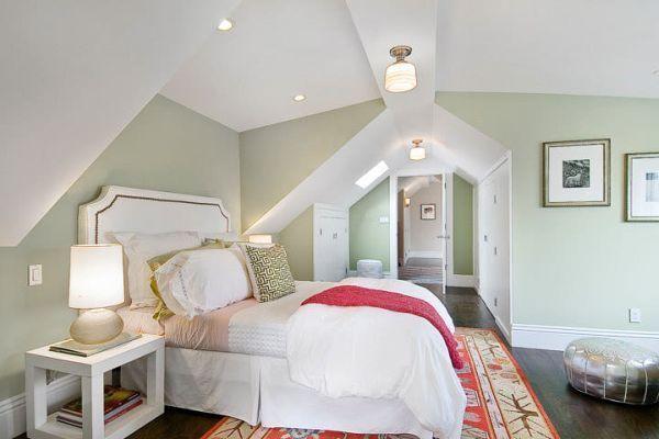Benjamin Moore Soft Fern Bedroom Colors Pastel Bedroom