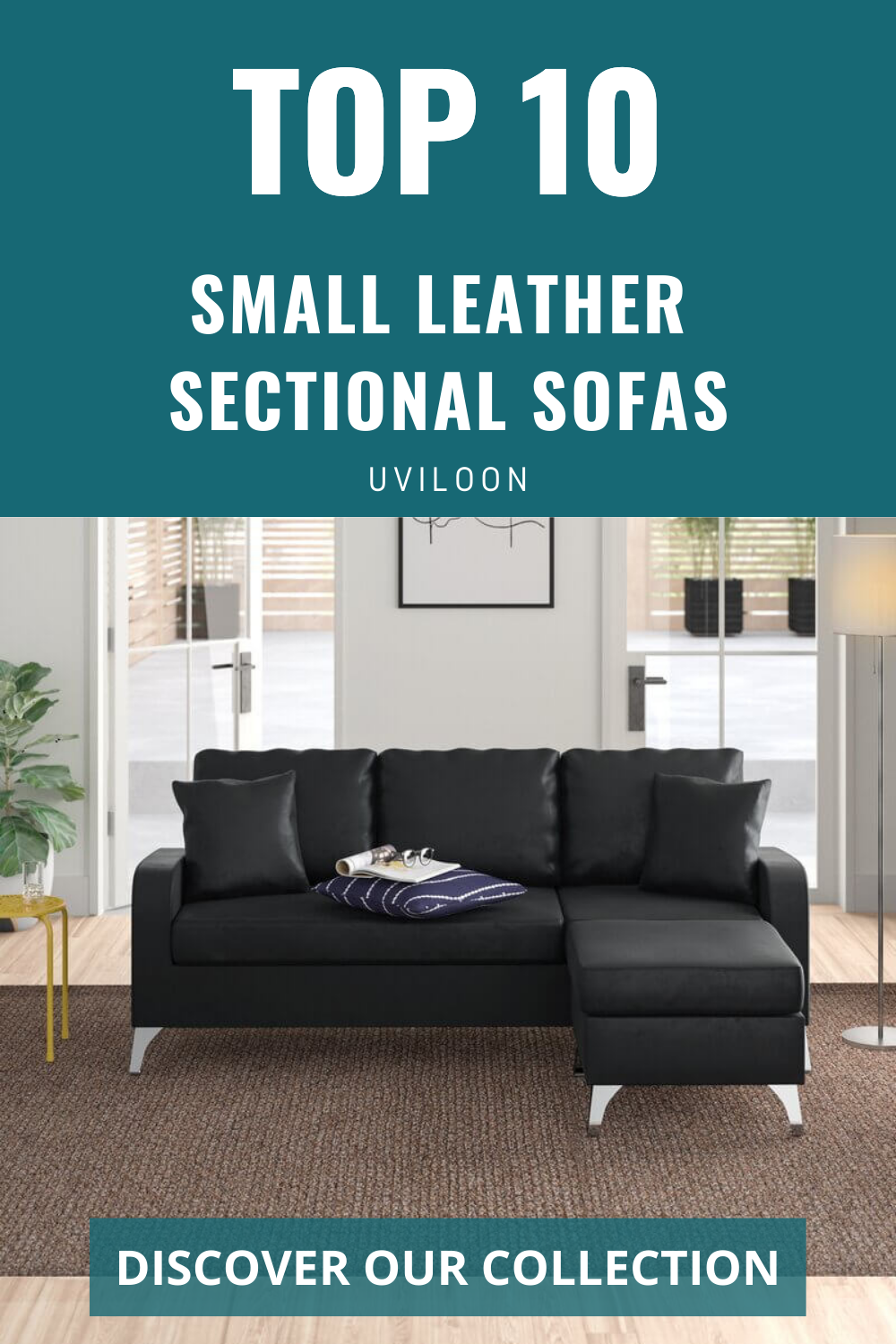 10 Best Small Leather Sectional Sofas On Wayfair Living Room Furniture Ideas Sectional Sofa Wayfair Living Room Furniture Leather Sectional Sofas