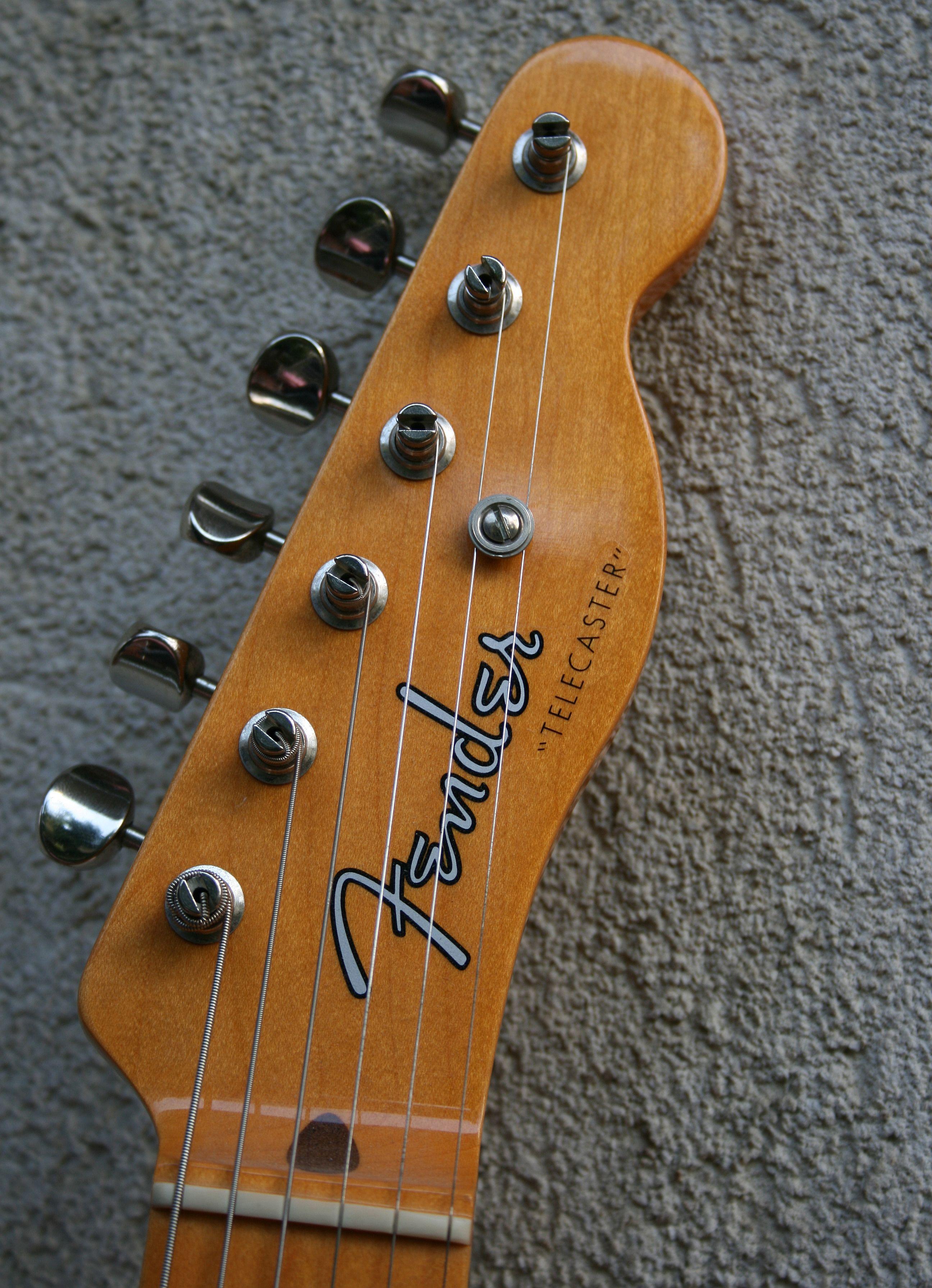 Fender Telecaster, Fender Guitars, Bass Amps, Guitar Building, Vintage  Guitars, Guitar