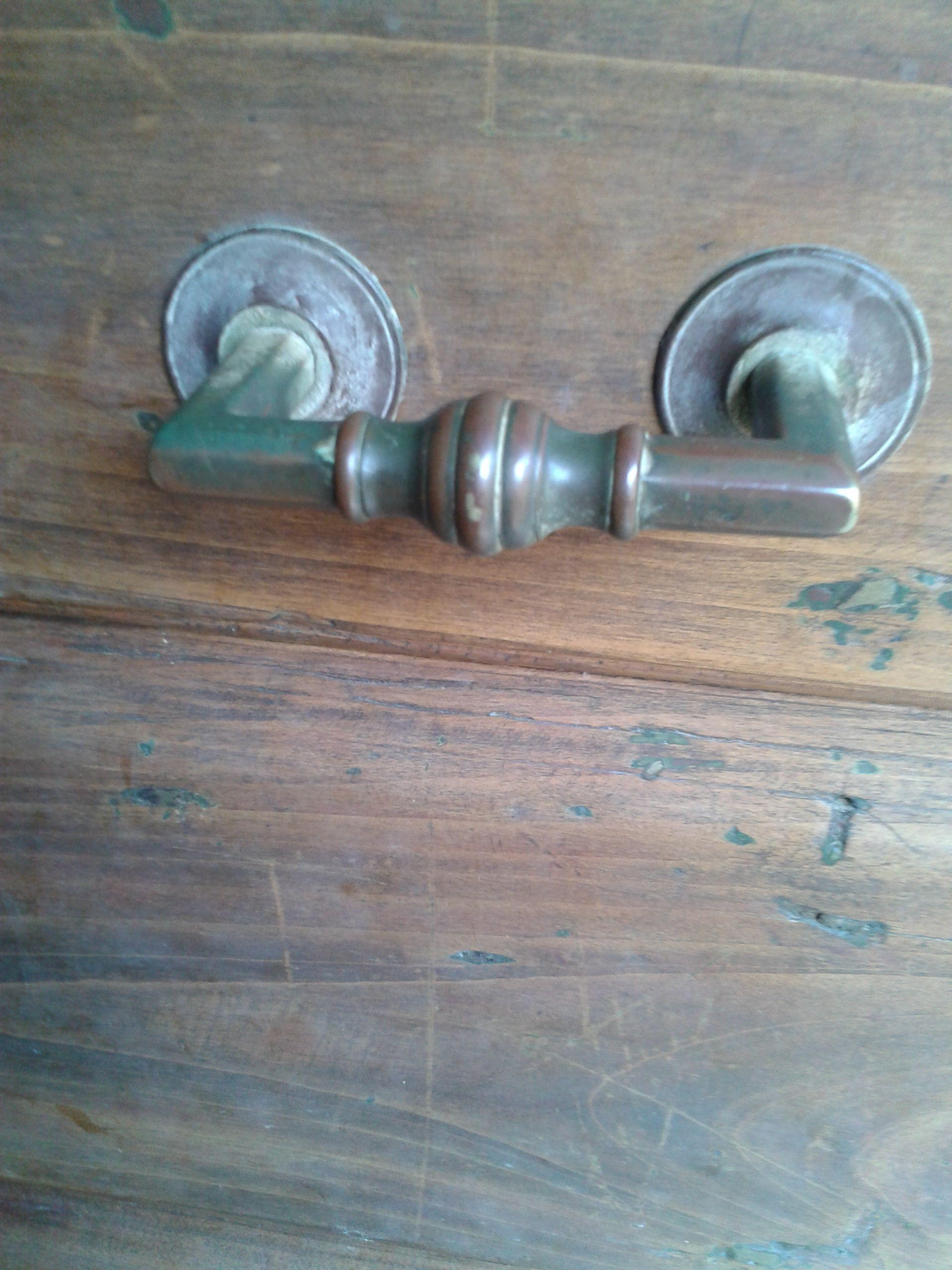 Old Tuscan door