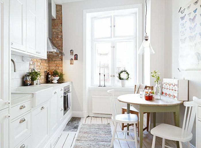 ▷ 1001 + designs et conseils pour la cuisine rustique parfaite