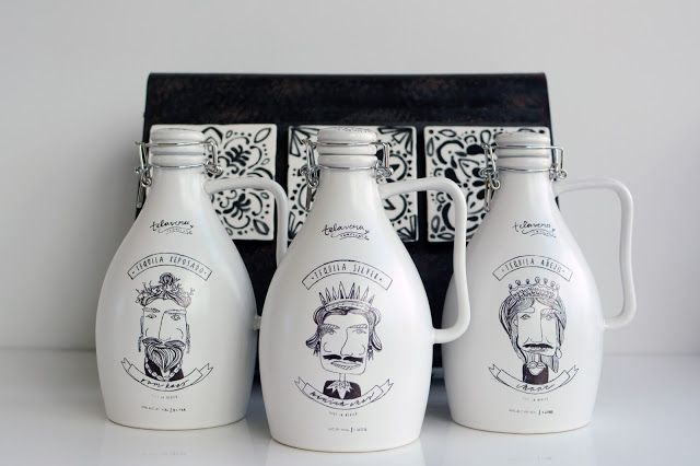 Telavera Tequilas (Concept) on Packaging of the World - Creative Package Design Gallery