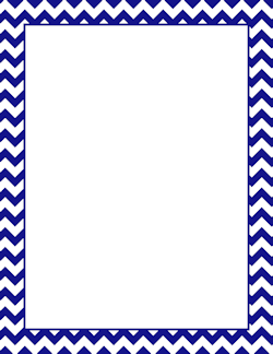 navy chevron border scrapbooking pinterest chevron borders rh pinterest com