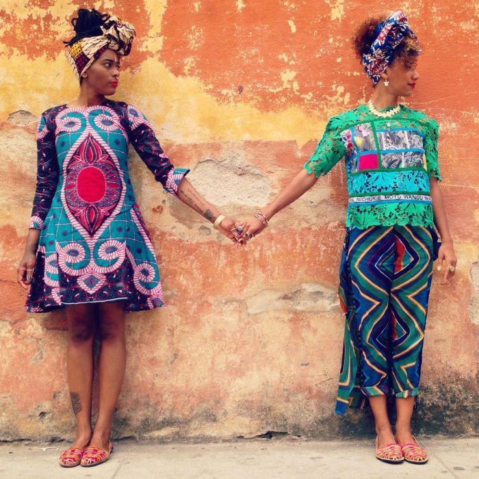Valokuva Chichia Londonin kokoelmasta. Kuusiosainen juttusarja Made in Africa pyörii Yle Teemalla!