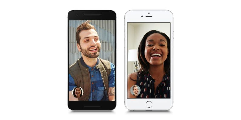 Google launches its Facetimelike Duo video calling app
