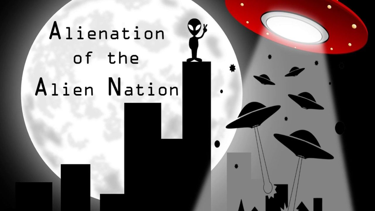Alienation Is My Nation