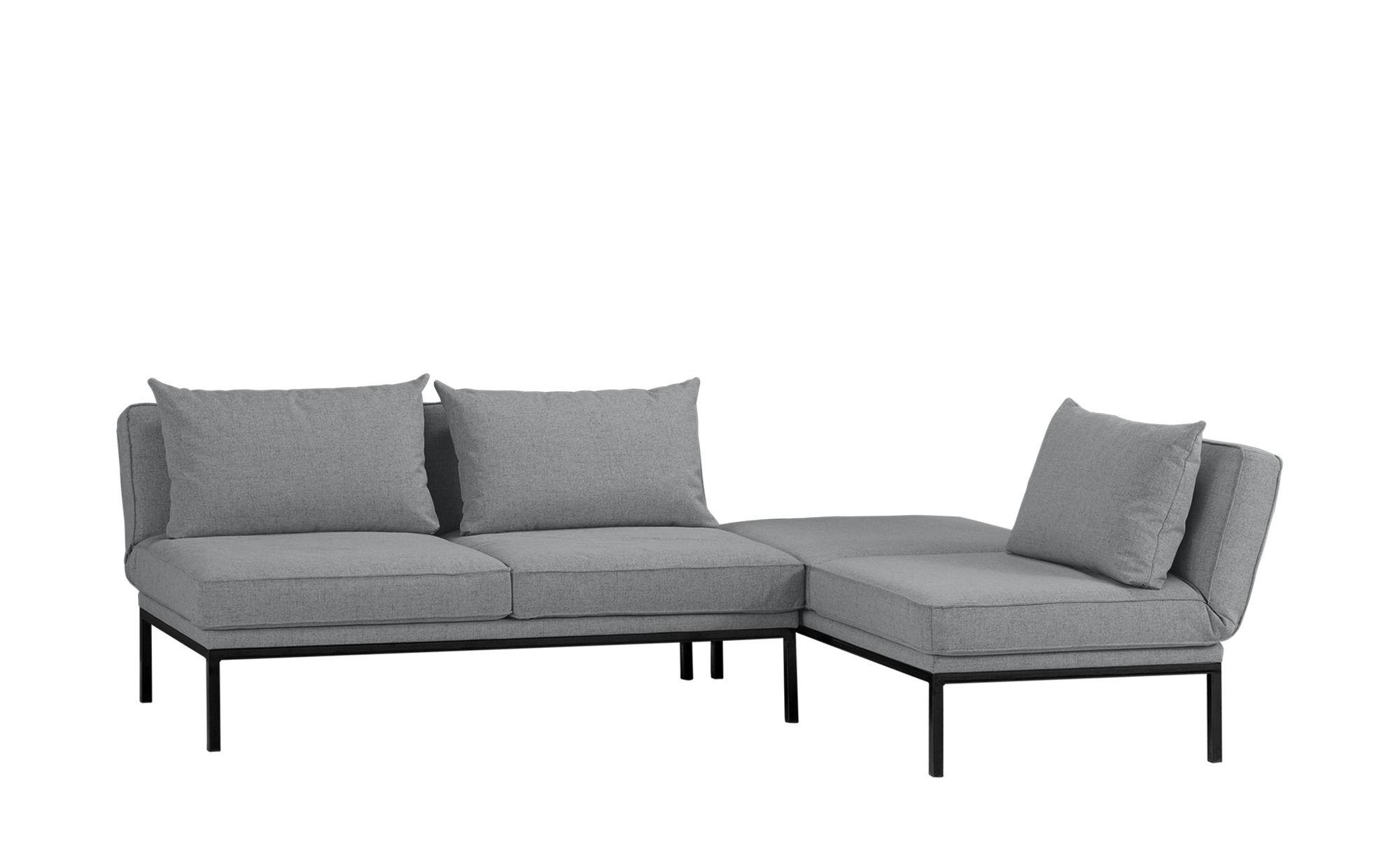 Funktionssofa 2 Sitzig Laura Sofa Gemutliches Sofa Und Hellgrau Farbe