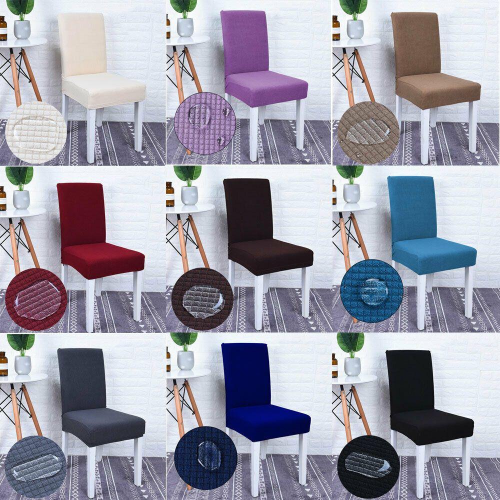 Ebay Sponsored 1 4 6 Pcs Room Party Decor Chair Cover Wedding