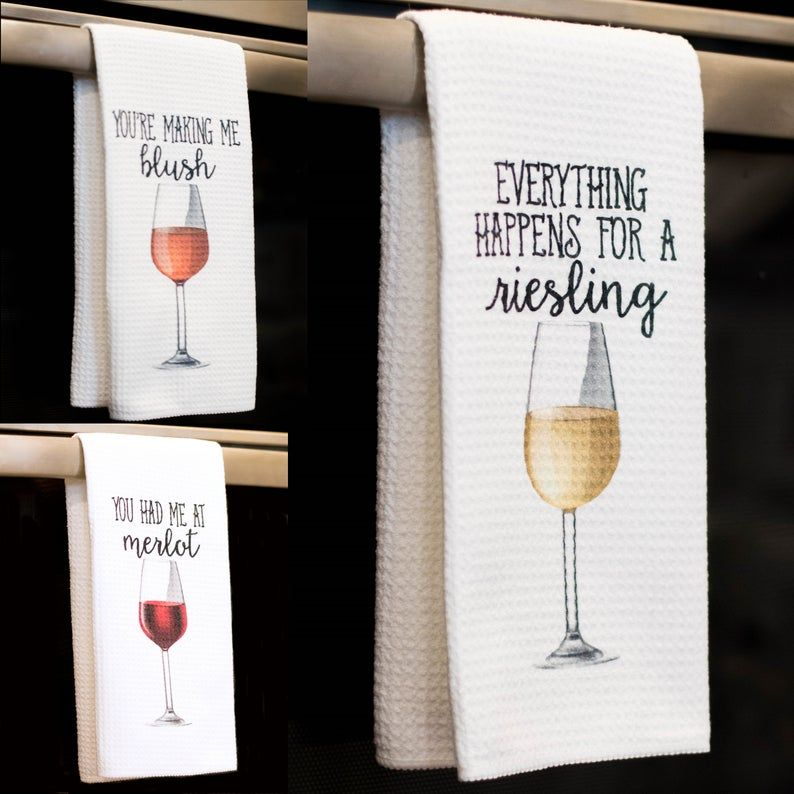 Fun Cute Noce Tea Towel Kitchen Dish Cloths Cleaning Drying Gift Novelty
