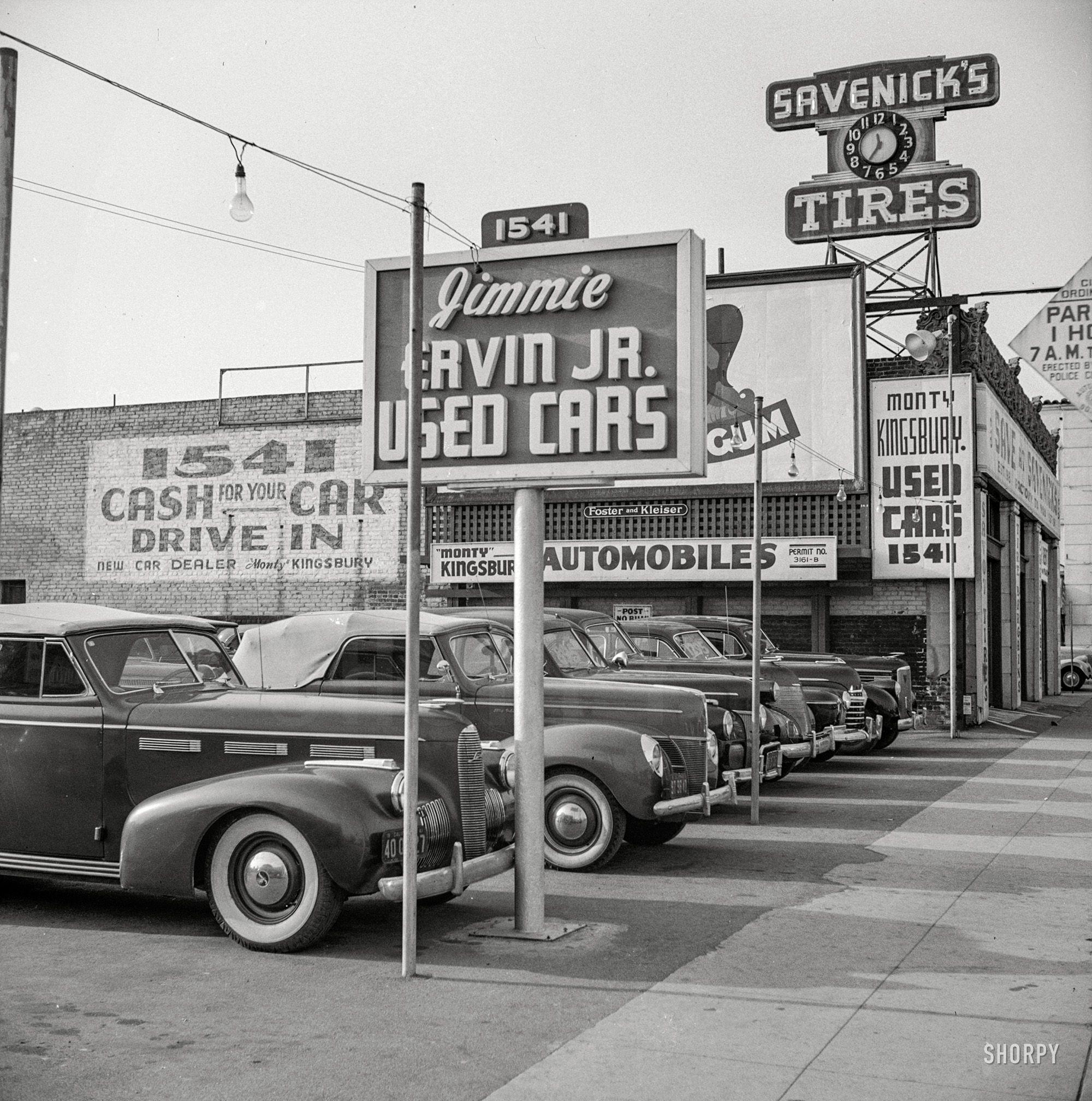 Foster Car Dealership Tulsa