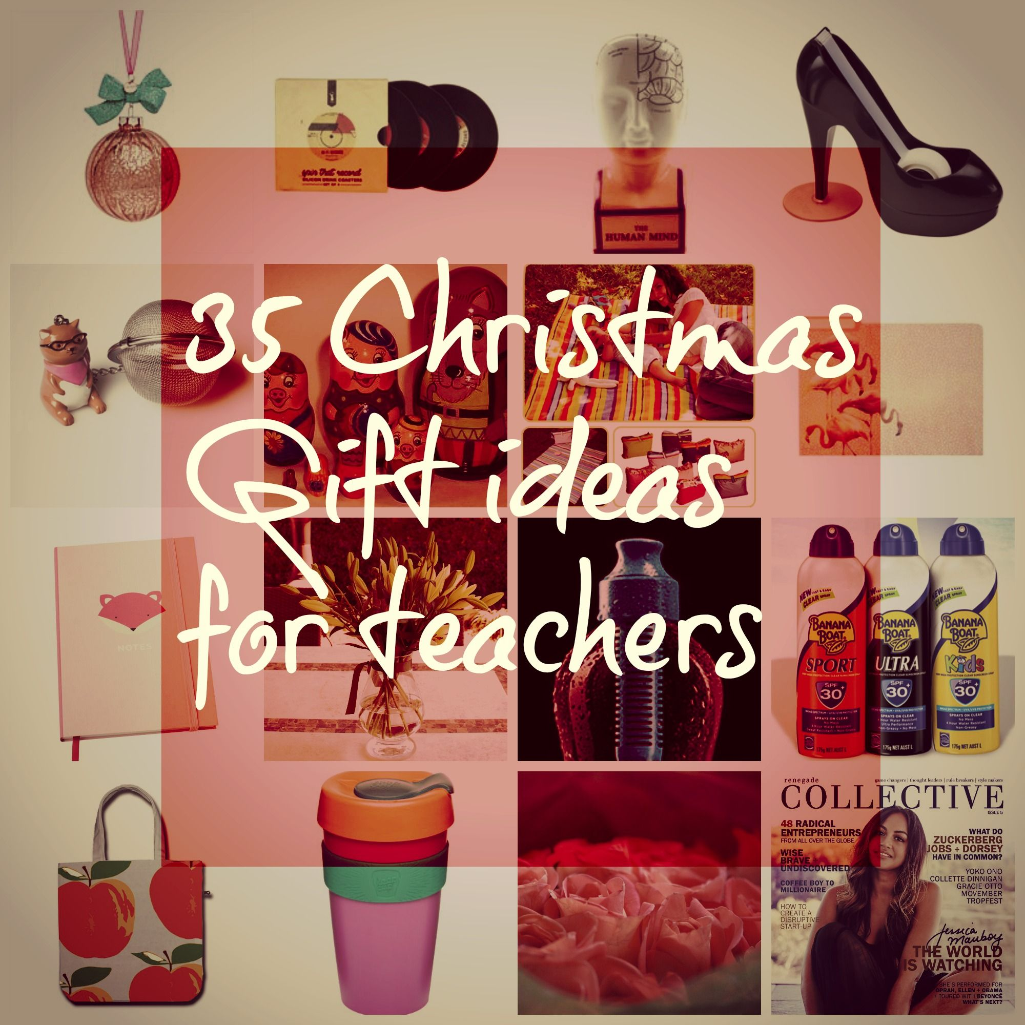 35 Great Gift Ideas For Teachers Redcliffe Style