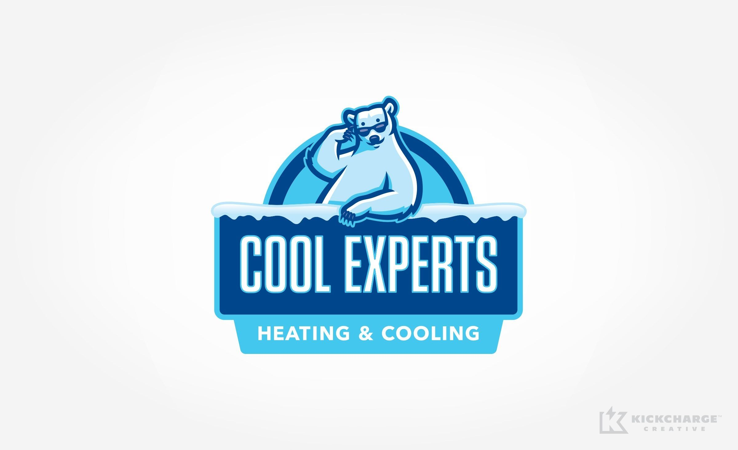 Logo Design For This Heating And Cooling Company Nj Advertising