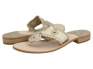 Jack Rogers- my latest obsession.