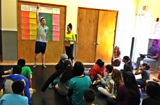 Art-in-Action 2014: Summer Camp Week 1