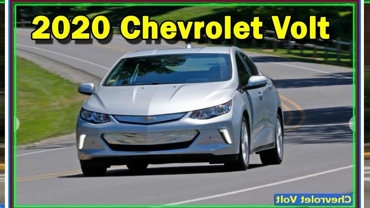 Chevrolet Volt 2020 Redesign Di 2020