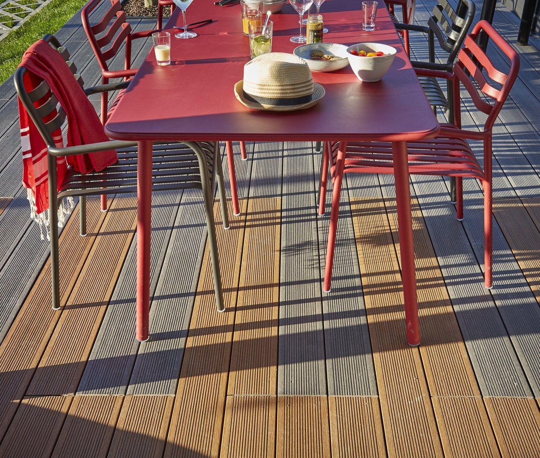 Des Allees Inspirees Pour Votre Jardin En 2020 Table De Jardin Amenagement Maison Table