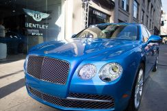 Cool Hunting Bentley Flying Spur