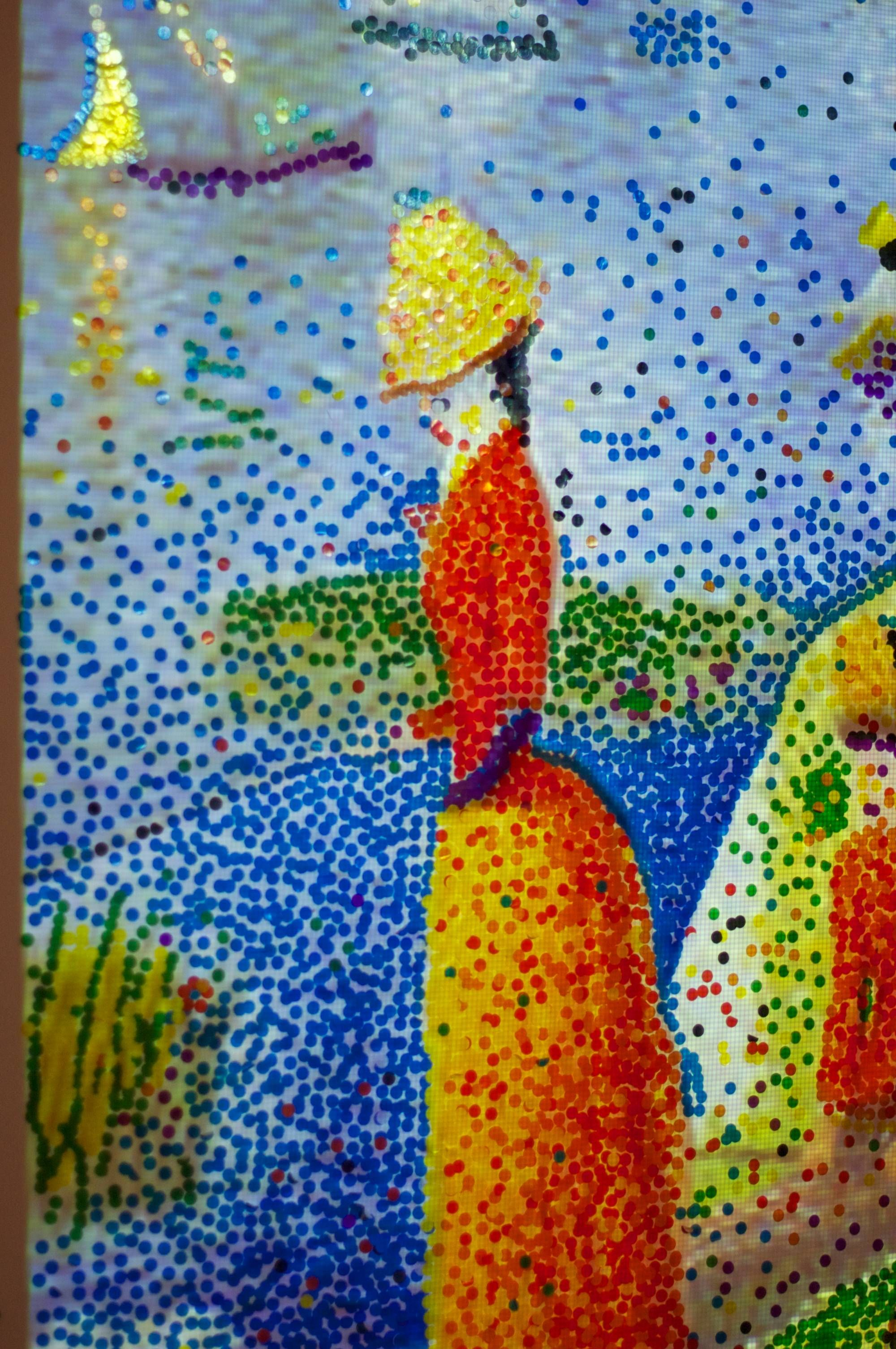 Images About Pointillism