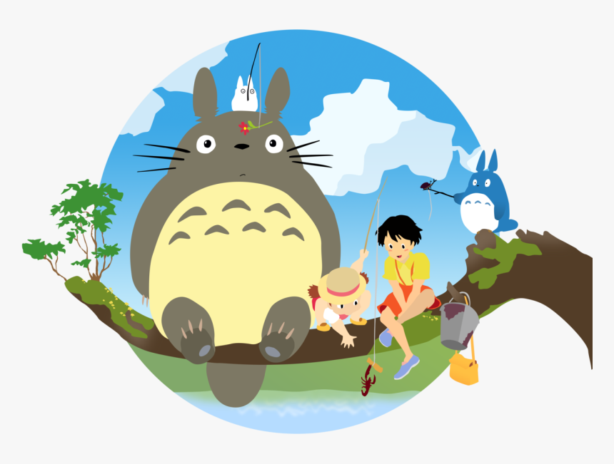 My Neighbor Totoro Png Transparent Png Is Free Transparent Png Image To Explore More Similar Hd Image On Pngitem Anime Calendar Totoro Ghibli