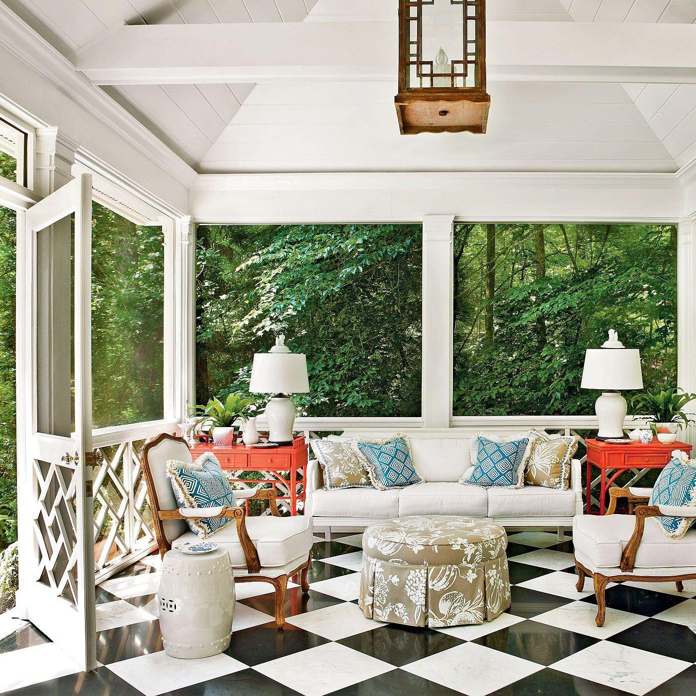 17 Sensational Screened Porches