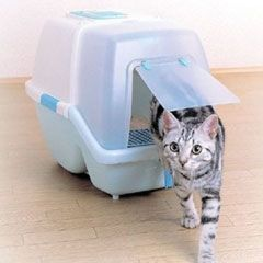 Antibacterial Cat Litter Box With Scoop Exclusive To Petplanet Cat Products For Sale Cat Litter Tray Litter Tray Cat Litter Box