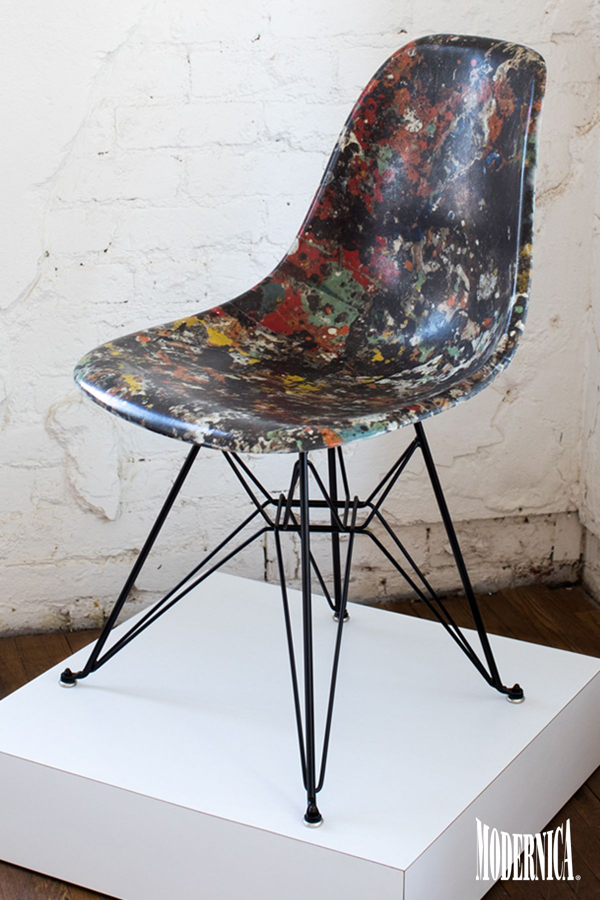 Modernica x The Hundreds x Jackson Pollock