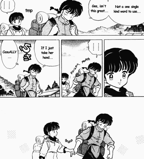 Come Appreciate The Pairing Of Akane And Ranma From With Us