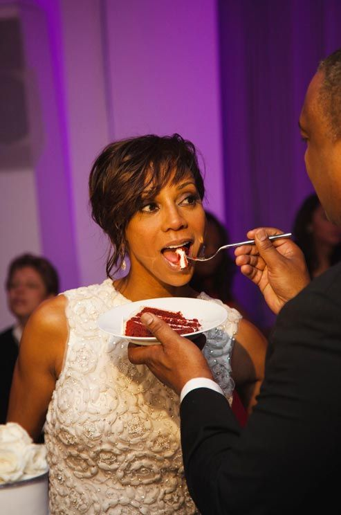 Celebrity Vow Renewal Holly Robinson Peete And Rodney Peete Empire