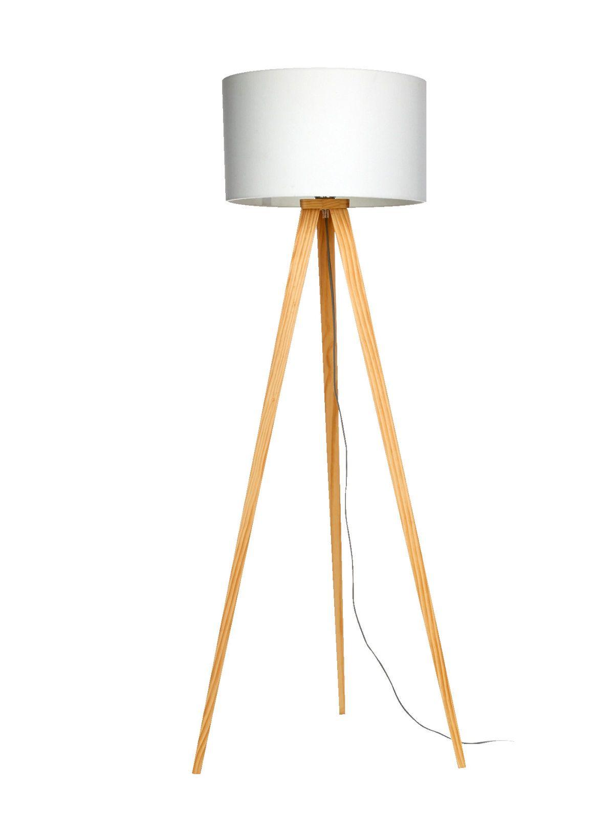 Stehleuchte 3 Bein Lampe Lampe Licht In Der Dunkelheit Lampe Weiss